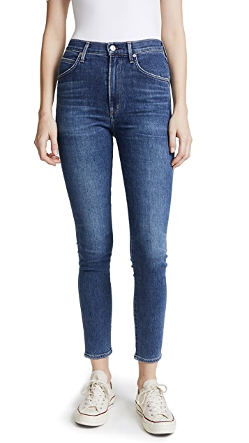 Citizens of Humanity Chrissy High Rise Jeans