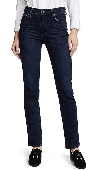 Cara High Rise Cigarette Jeans