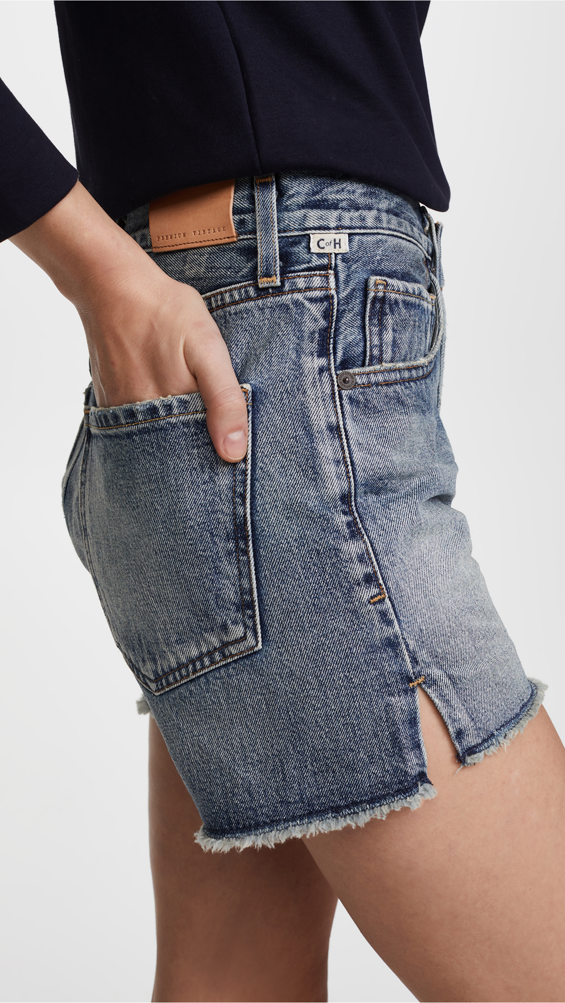 31a2aa450c Citizens of Humanity Nikki Shorts | SHOPBOP