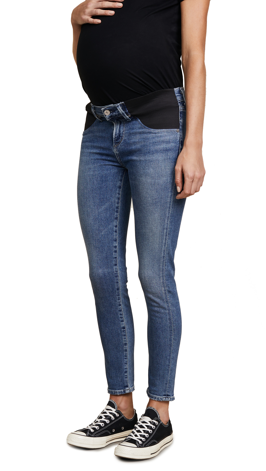 Citizens of Humanity Maternity Ankle Avedon Jeans - Orbit