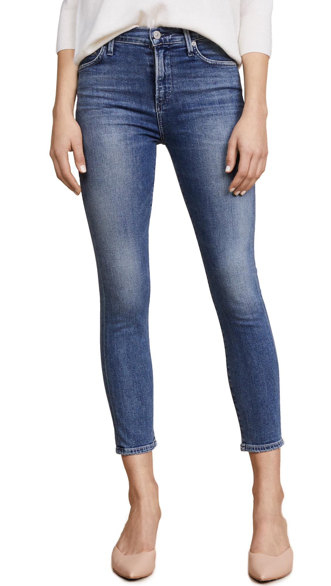 Citizens of Humanity Rocket Skinny Jeans In Orbit