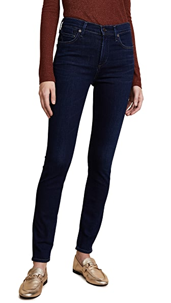 Citizens of Humanity Rocket Skinny Jeans In Galaxy