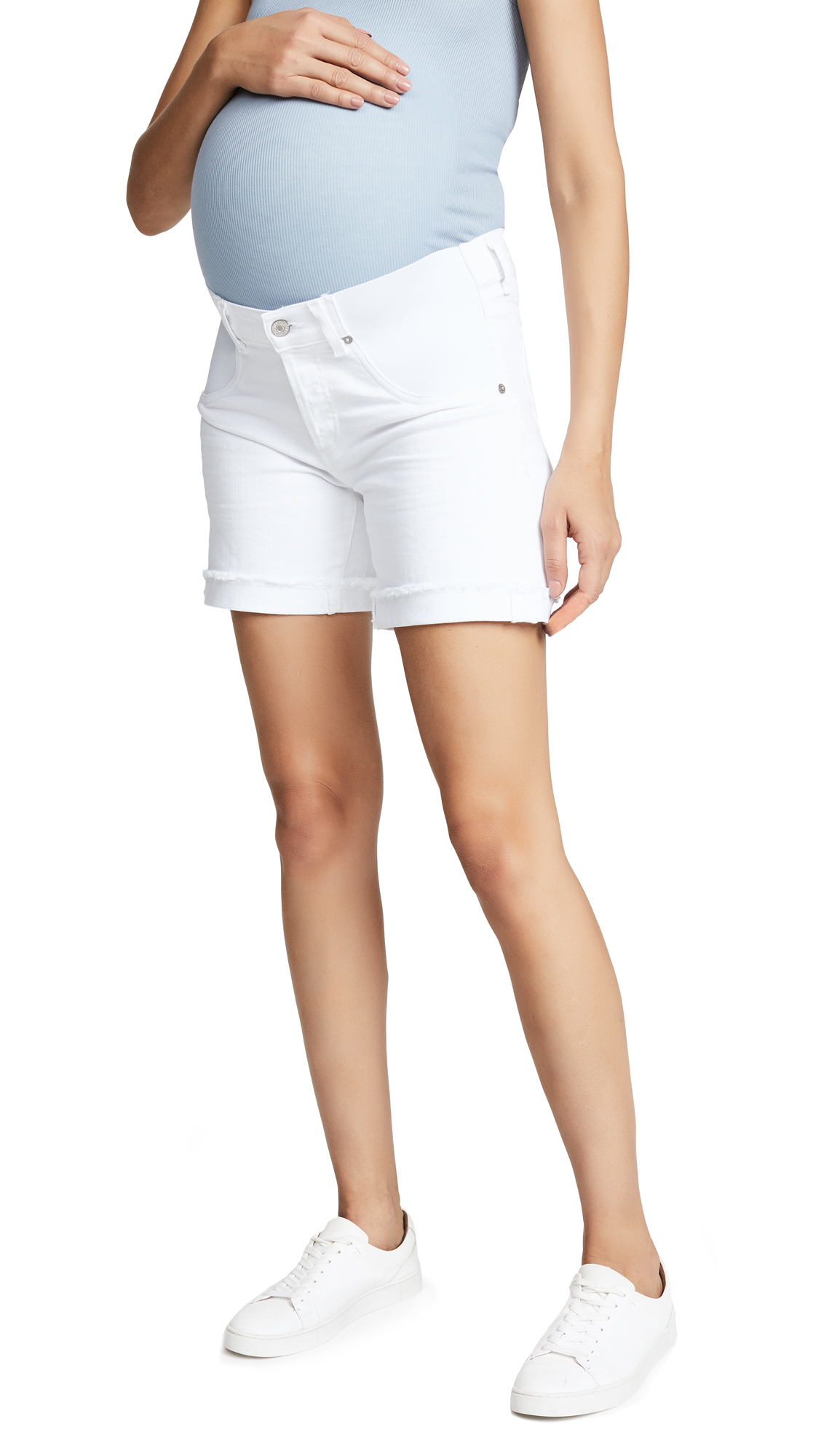 Citizens of Humanity Maternity Skylar Shorts