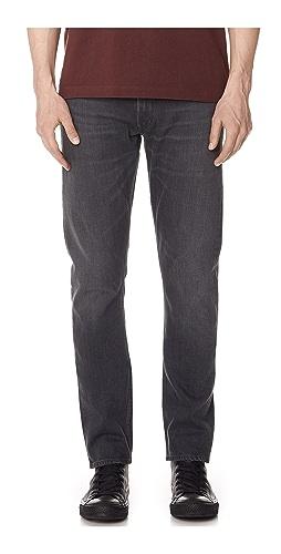 OnlyAngel Boys Slim Fitted Ripped Denim Pants Elasitc Waist Stretch Jeans Age 4-11