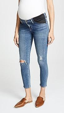 007d1d366b6e1 Designer maternity jeans
