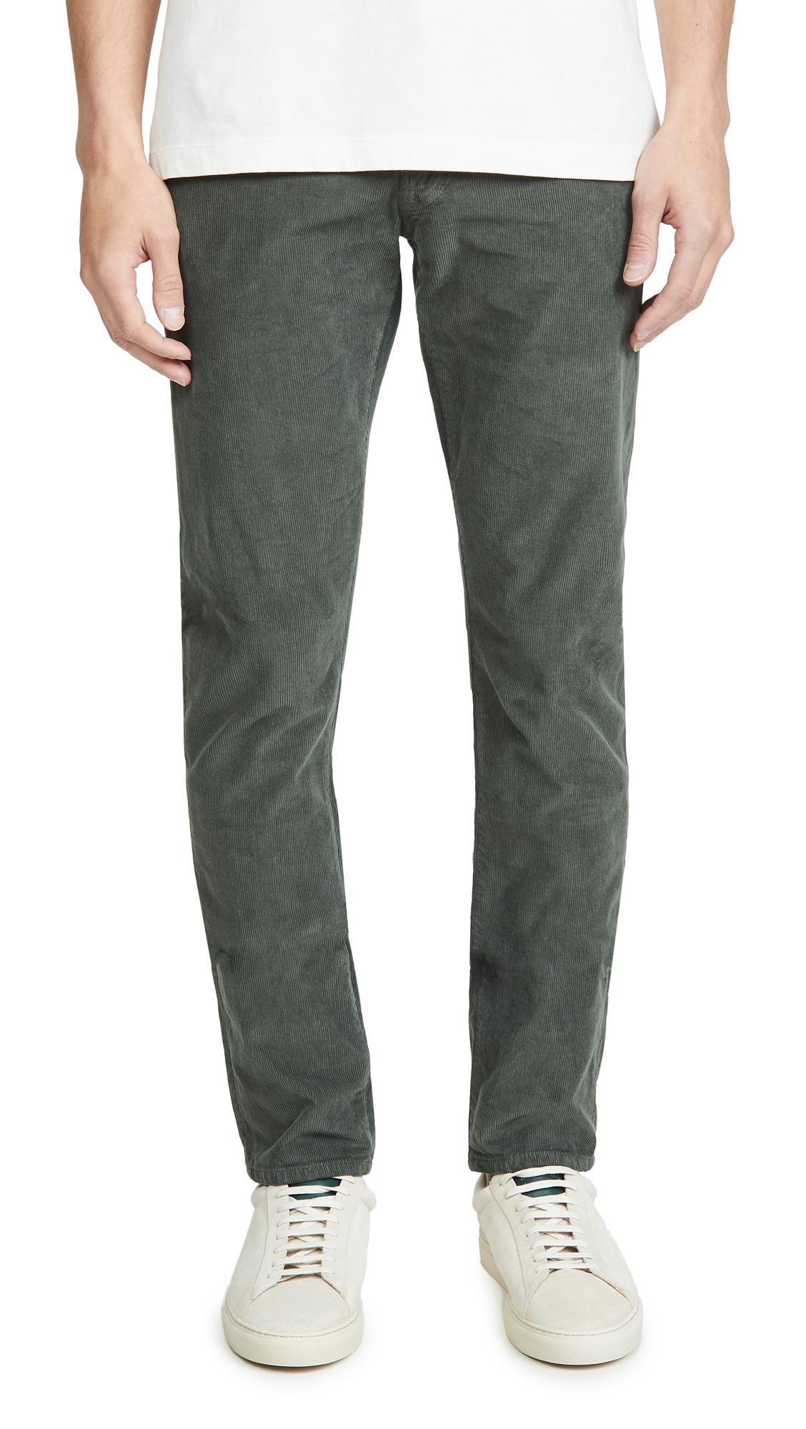 Citizens of Humanity Bowery Standard Slim Stretch Corduroy Pants