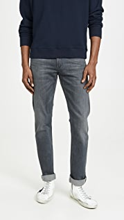 Citizens of Humanity Bowery Standard Slim Jeans in Greystone