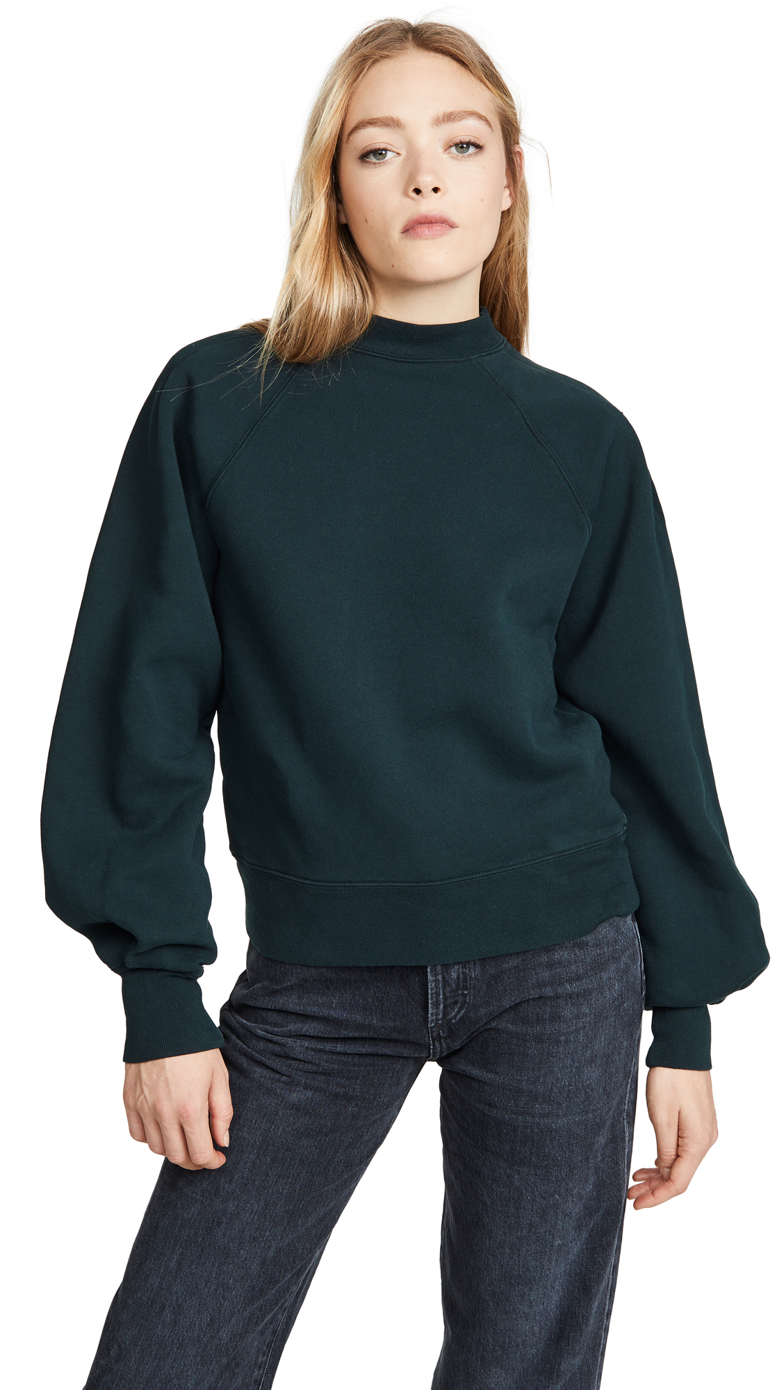 Buy Citizens of Humanity online - photo of Citizens of Humanity Ruth Sweatshirt