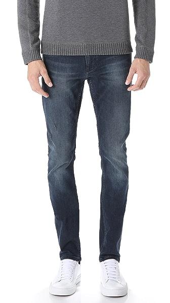 Calvin Klein Jeans Slim Blue Mamba Jeans