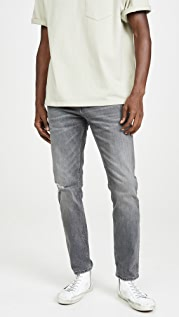 Calvin Klein Jeans Slim Fit Jeans in Earp Grey