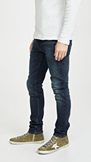 Calvin Klein Jeans Skinny Jeans in Sheriff Blue