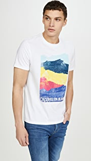 Calvin Klein Jeans Andy Warhol Stacked Tee