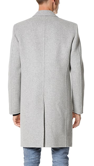 Calvin Klein Collection Berlin Coat