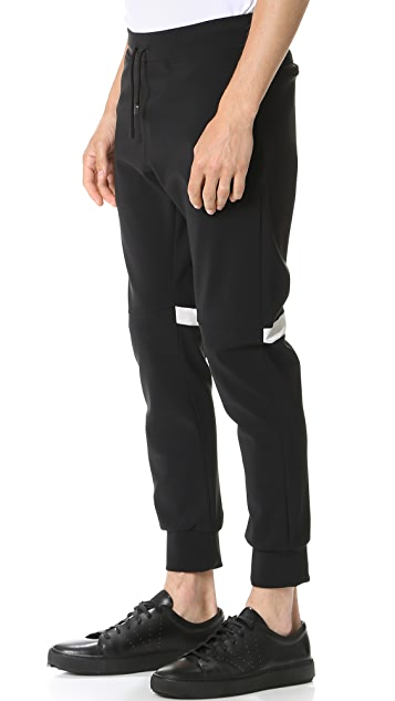 Calvin Klein Collection Major Knit Trousers