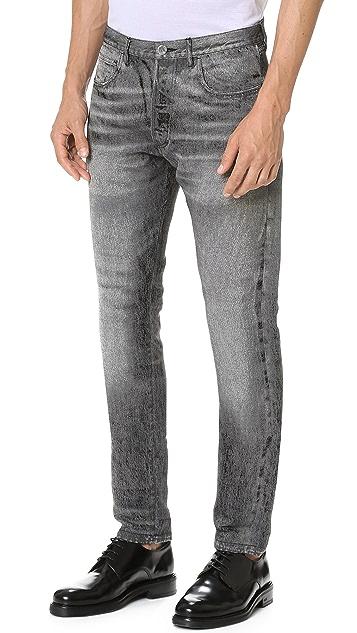 Calvin Klein Collection Landon Denim Jeans