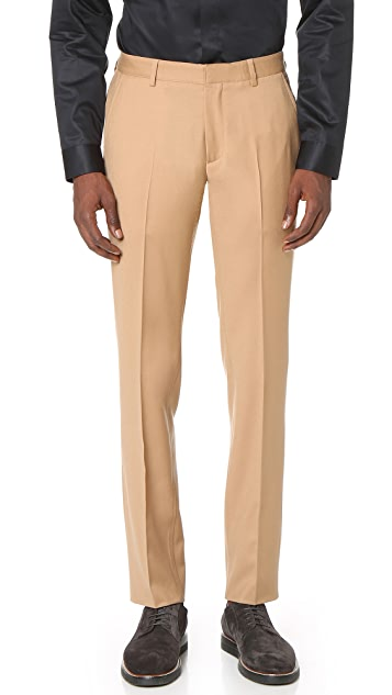Calvin Klein Collection Exact Lightweight Trousers