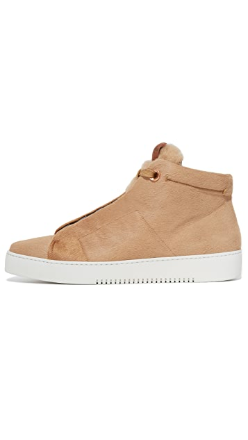 Calvin Klein Collection Urban High Top Sneakers