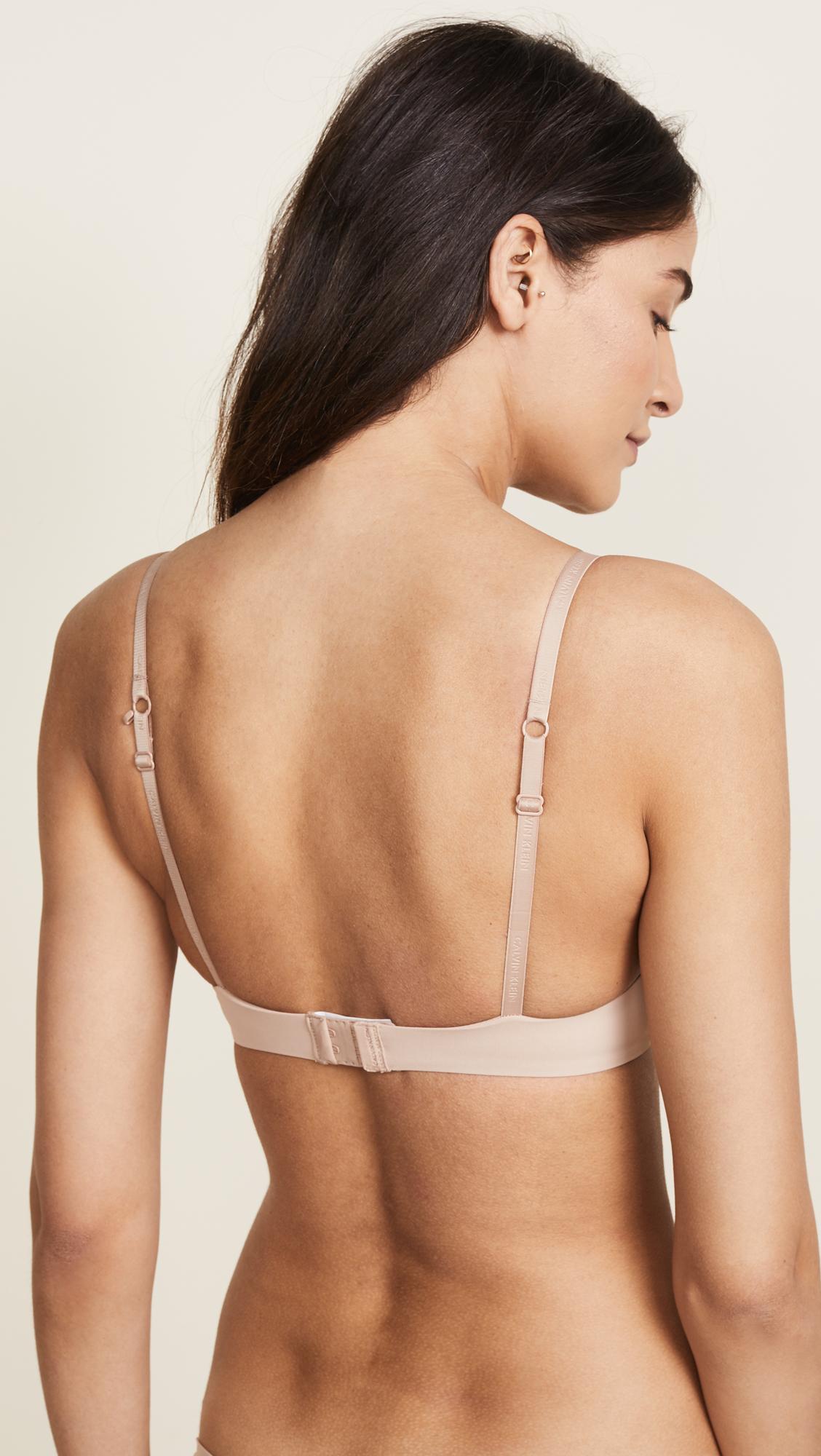 710a61d13efff2 Calvin Klein Underwear Perfectly Fit Wireless Contour Bra