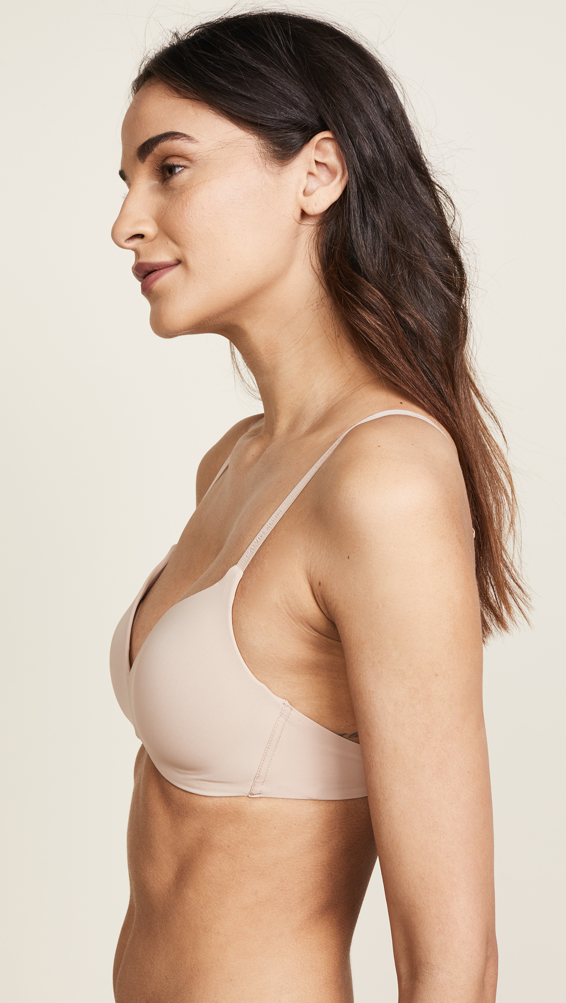 0ea0502038 Calvin Klein Underwear Perfectly Fit Wireless Contour Bra