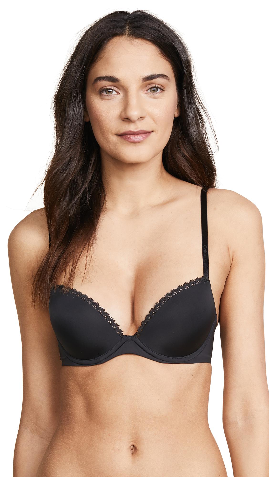 5438e36a6ad Calvin Klein Underwear Seductive Comfort Customized Lift Bra