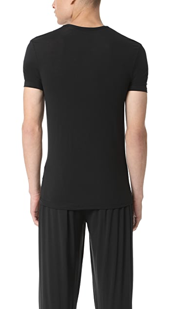 Calvin Klein Underwear Body Modal V Neck T-Shirt