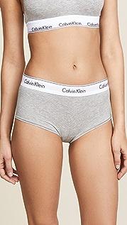 Calvin Klein Underwear Современные трусики-шортики из хлопка