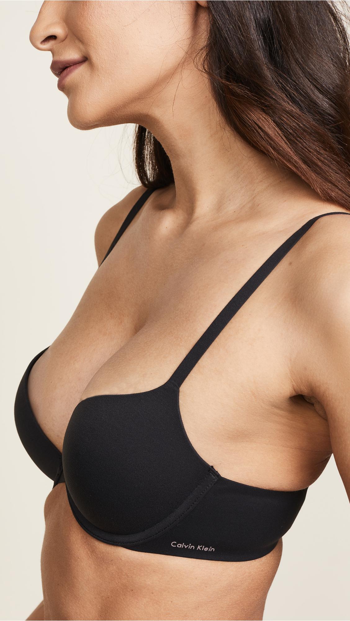 437e2c82b7 Calvin Klein Underwear Perfectly Fit Convertible Push Up Bra