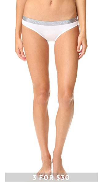 Calvin Klein Underwear Трусики-бикини Radiant из хлопка