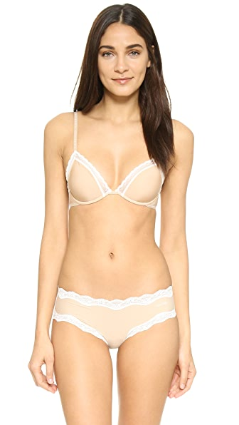 Calvin Klein Underwear Signature Unlined Underwire Bra