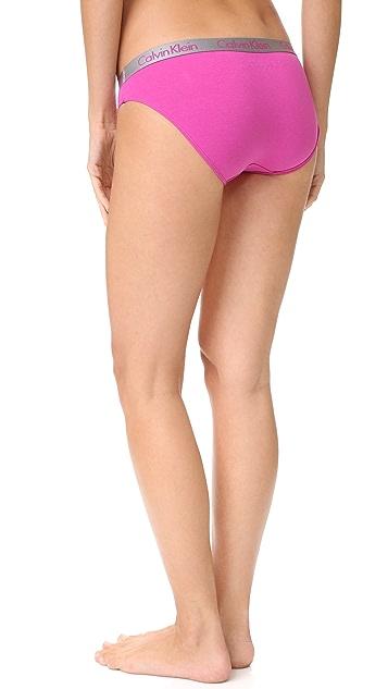 Calvin Klein Underwear Radiant Cotton Bikini Panties