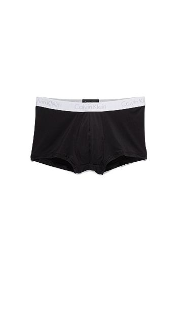 Calvin Klein Underwear Liquid Stretch Low Rise Trunks