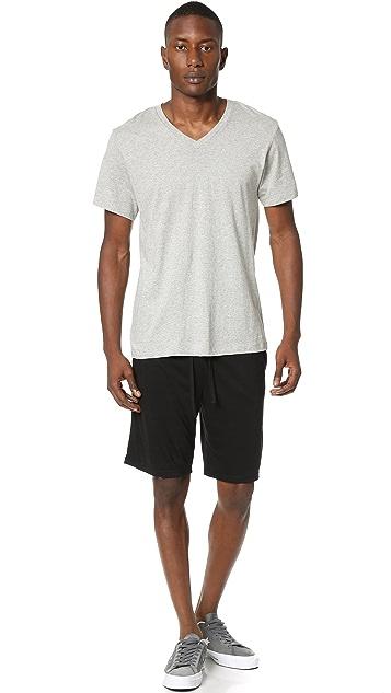 Calvin Klein Underwear 3 Pack Cotton Classic V Neck T-Shirts