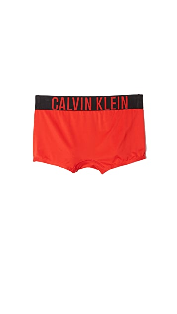 Calvin Klein Underwear Intense Power Micro Low Rise Trunks