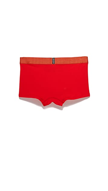 Calvin Klein Underwear Iron Strength Low Rise Trunks