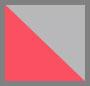 Grey Heather/Evocative Red