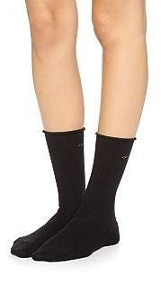 Calvin Klein Underwear Комплект из трех пар носков с закатанным верхом