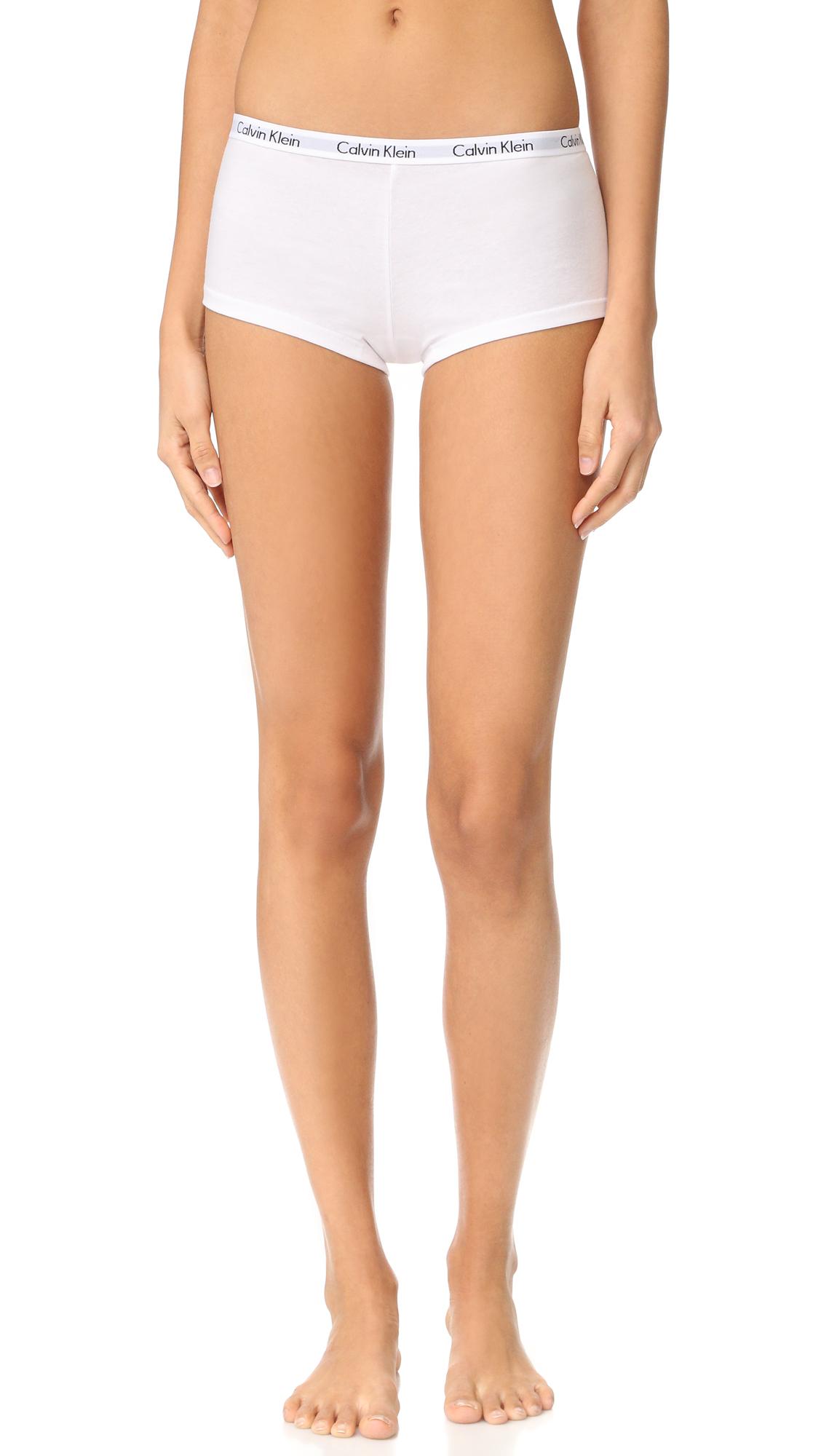Calvin Klein Underwear Carousel 3 Pack Boyshorts  e3d1de9a109