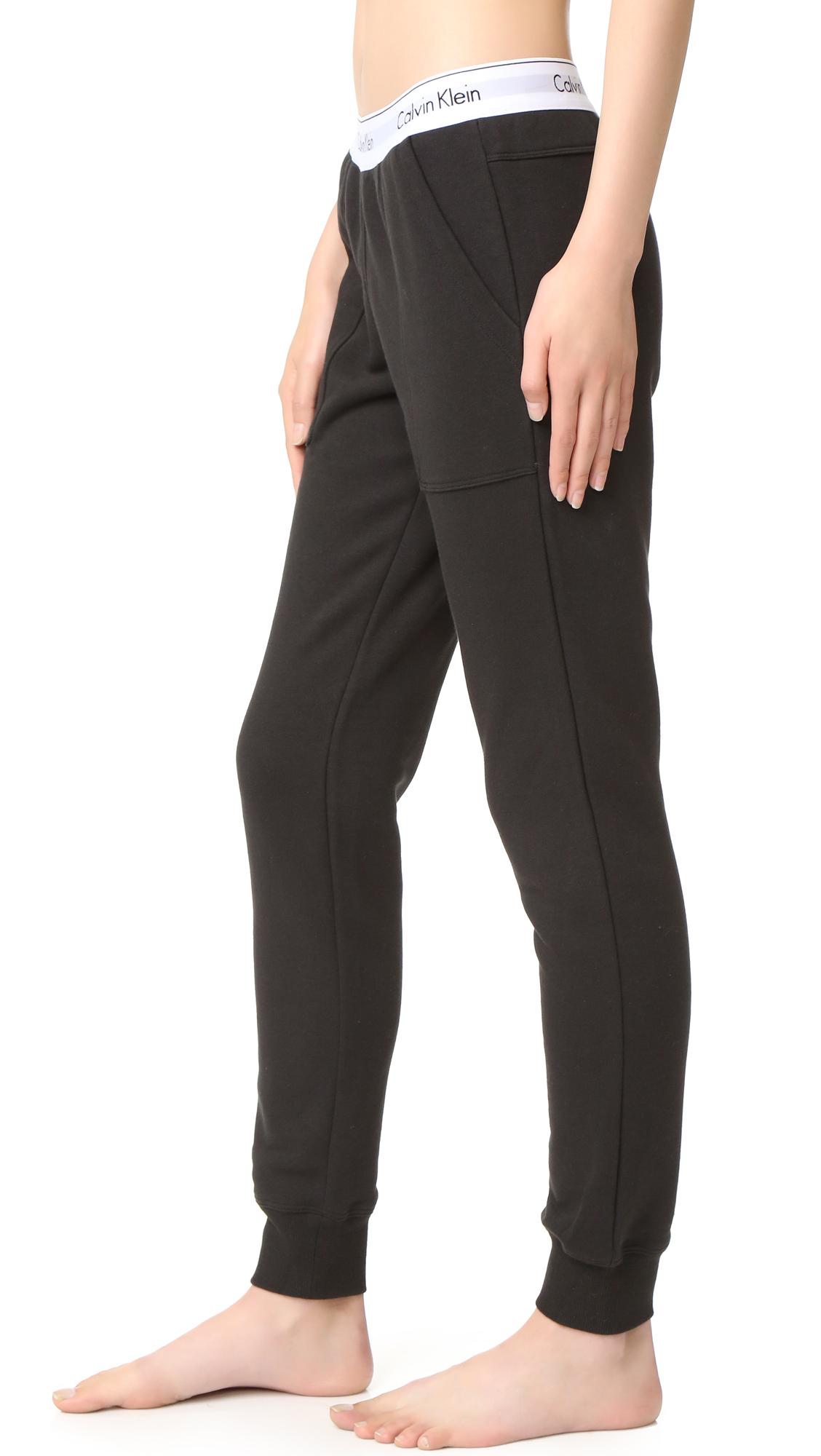 a1595cc1d2c70 Calvin Klein Underwear Modern Cotton Jogger Pants | SHOPBOP