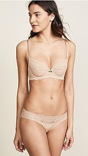 Calvin Klein Underwear Seductive Comfort 全包覆无衬里文胸