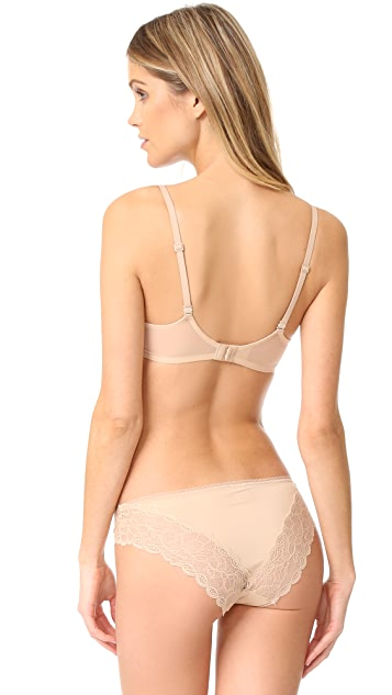 Calvin Klein Underwear Perfectly Fit Mesh Full Coverage Lined Bra