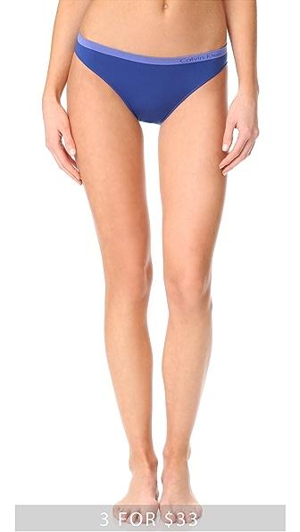 Calvin Klein Underwear Бесшовные бикини Pure