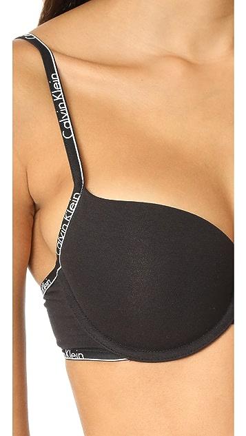 Calvin Klein Underwear Calvin Klein ID Demi Push Up Bra