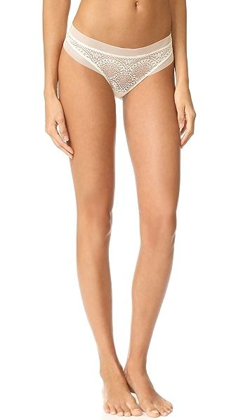 Calvin Klein Underwear CK Black Thong