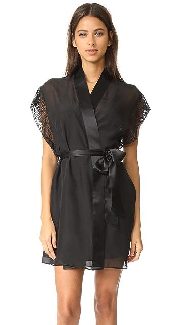 Calvin Klein Underwear CK Black Robe