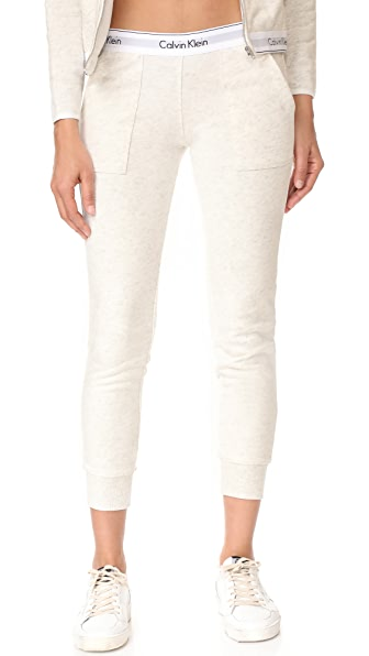 Calvin Klein Underwear Современные брюки для бега из хлопка