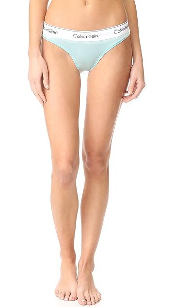 Calvin Klein Underwear Modern Cotton Bikini