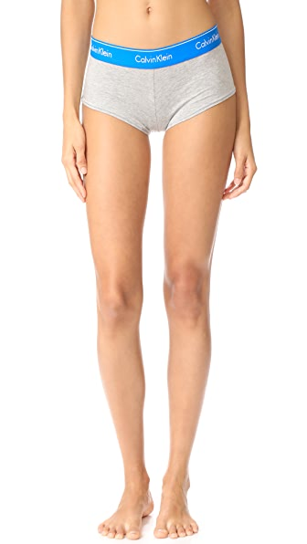 Calvin Klein Underwear Modern Cotton Boy Shorts