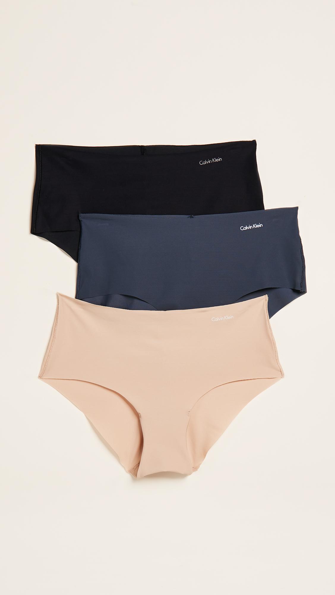 78d2218a39d018 Calvin Klein Underwear Invisibles Hipster 3 Pack | SHOPBOP