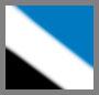 Black/Blue Mutli