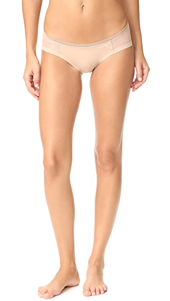 Calvin Klein Underwear Sculpted Bikini Briefs - Bare